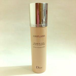 Dior Airflash Spray Foundation ( color 201 )